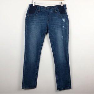 DL1961 | Maternity Jeans Riley Boyfriend size 30